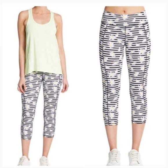 553d4df84e55e2 Betsey Johnson Pants | Performance Daisy Yoga | Poshmark